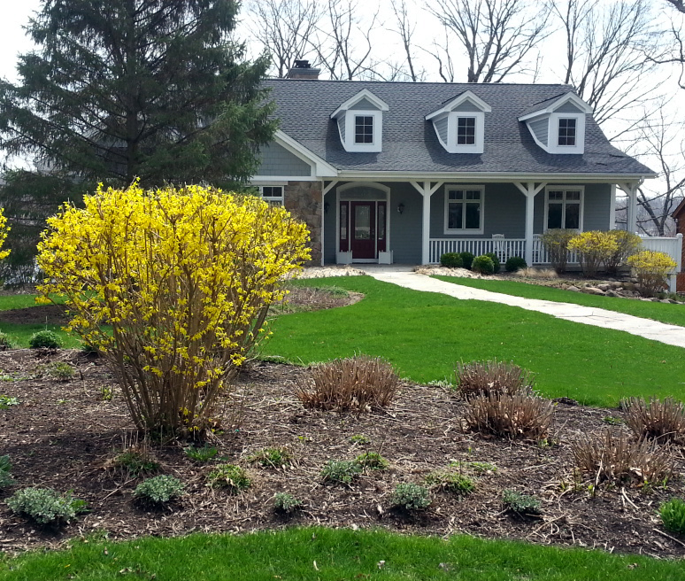 Early Spring is a perfect time for home maintenance.