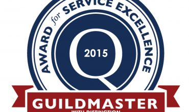 2015 GuildQuality Guildmaster Award